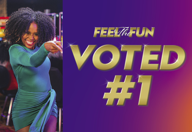 Feel the Fun Voted #1