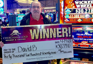 David Briggs $30,279 from Fresno