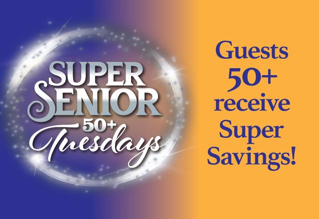 Super Senior Tuesdays