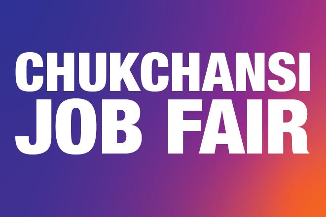 Chukchansi Job Fair at Madera County Workforce