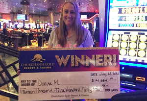 Denise M from Chowchilla $14,334.06