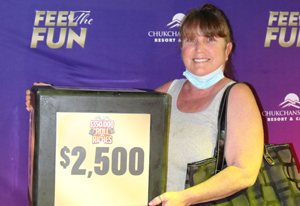 Michelle A. from Coarsegold $2,500